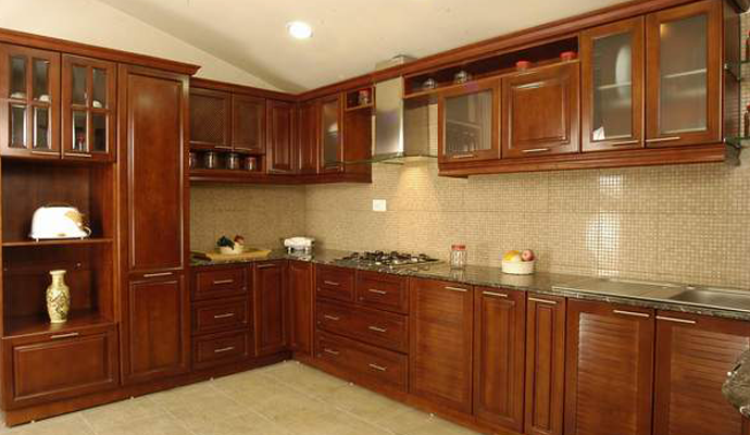 Modular Kitchen Kolkata | Solid Wood Modular Kitchens | ATI Kitchens